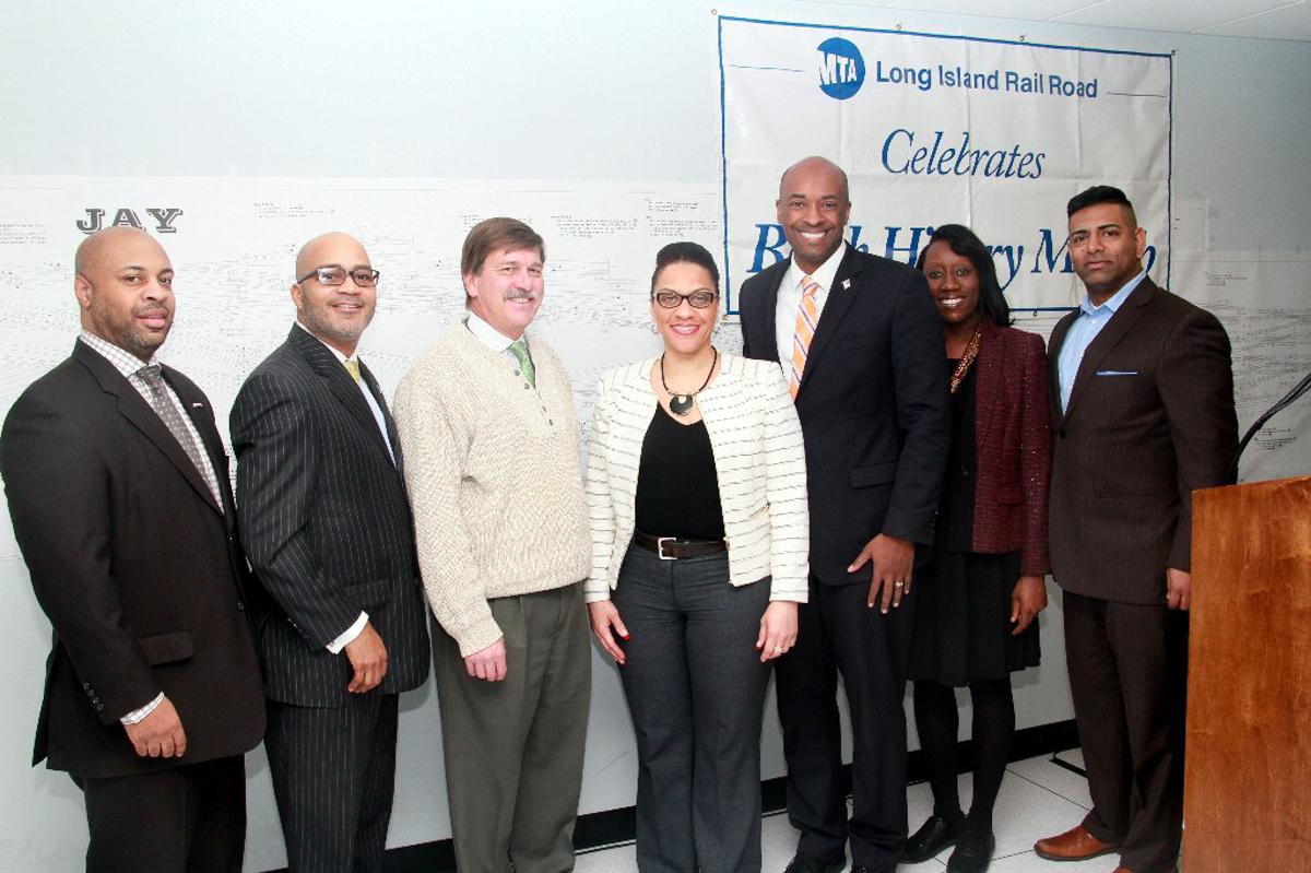 2016 COMTO-NY Black History Celebration LIRR